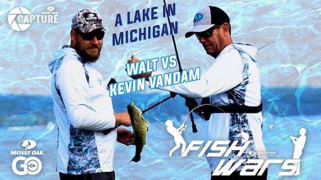 Fish Wars • Walt Gabbard vs Kevin VanDam