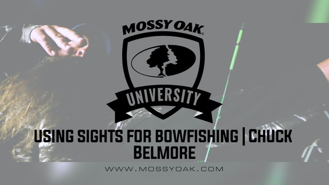 Sights for Bow Fishing • Mossy Oak University