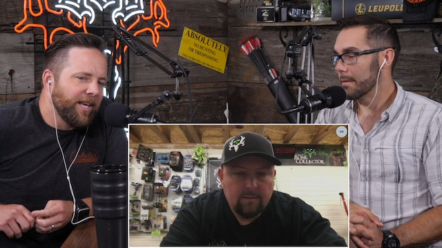 Camera Guy Conundrums w/T-Bone Turner • 100% Wild Podcast