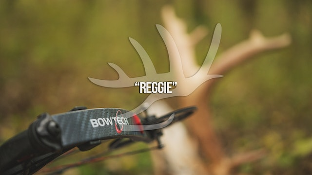 Reggie • Heartland Bowhunter • Behind the Draw