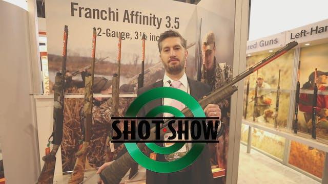 Franchi • Affinity 3.5 • SHOT Show 2020