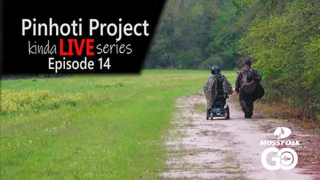 Kinda Live • Episode 14 • Pinhoti Pro...