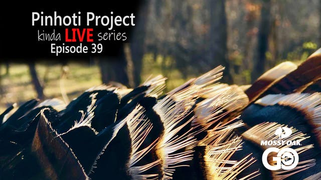 Kinda Live • Episode 39 • Pinhoti Pro...