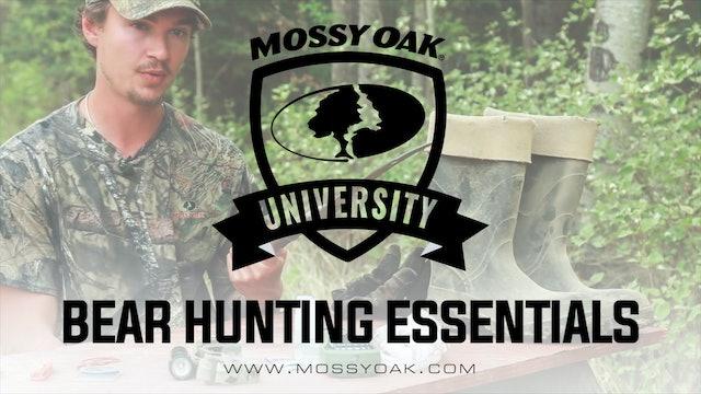 Bear Hunting Essentials | Equipment List