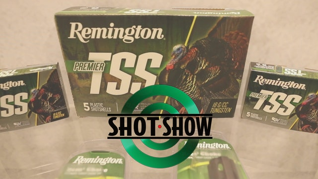 Remington • Premiere TSS • SHOT Show 2020