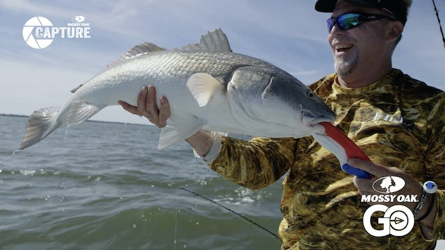 Mark Davis • Redfish in South Carolina
