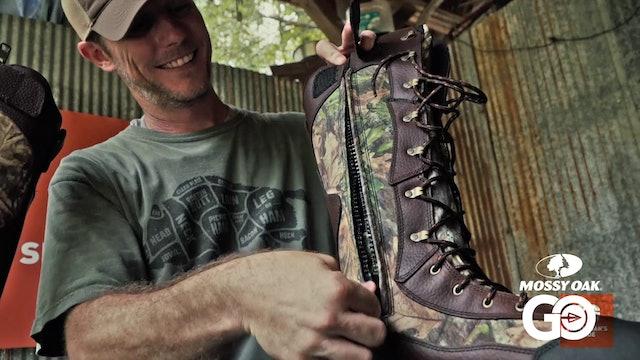 Lacrosse • Men's NWTF Waterproof Venom Snake Boots