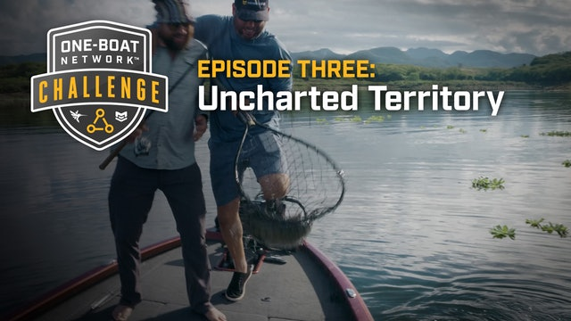 Uncharted Territory • One-Boat Challenge