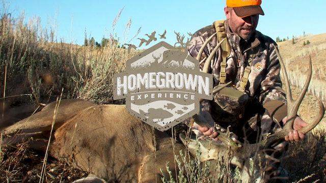 Chasing Monster Mule Deer in the Utah Mountains • Homegrown Experience