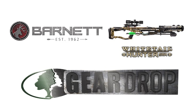 Gear Drop • Barnett Whitetail Hunter STR