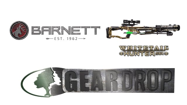 Gear Drop • Barnett Whitetail Hunter STR