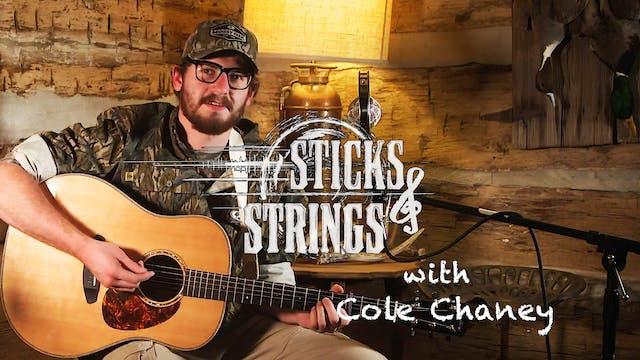 Cole Chaney • Mossy Oak Presents: Sti...