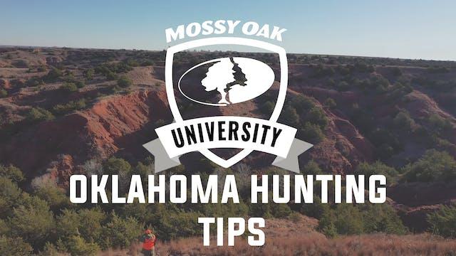 Oklahoma Hunting Tips