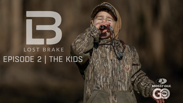 Lost Brake · The Kids · Episode 2