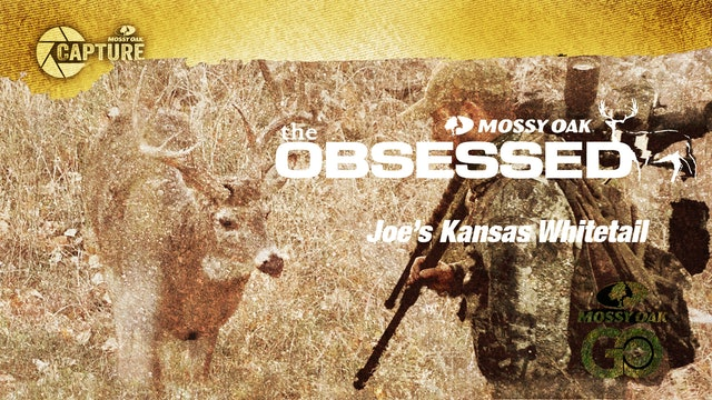 Joe White • Kansas Whitetail • Obsessed
