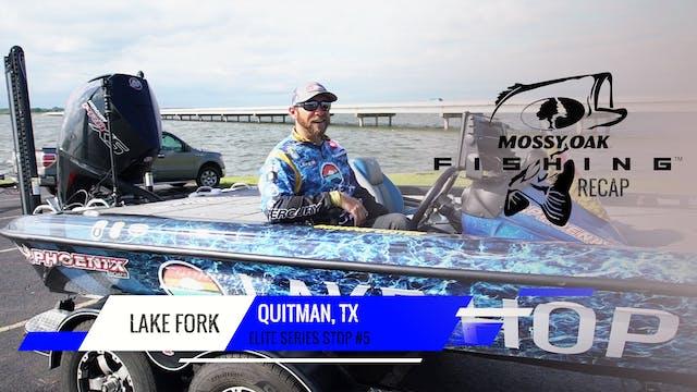 Lake Fork 2021 Recap with Brandon Lester