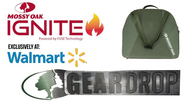Mossy Oak Ignite Heated Seat • Gear Drop