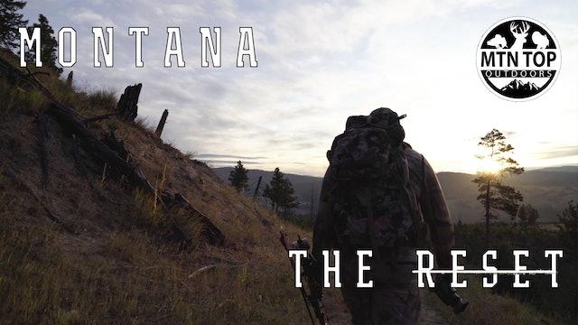 The Reset • Montana Public Land Elk • Montana