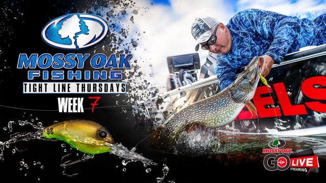 LIVE: 7.16.2020 Tight Line Thursdays ...