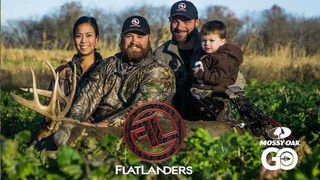 Massive Kansas 8 Pointer • Flatlanders