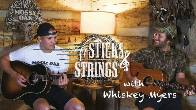 Whiskey Myers • Mossy Oak Presents: S...