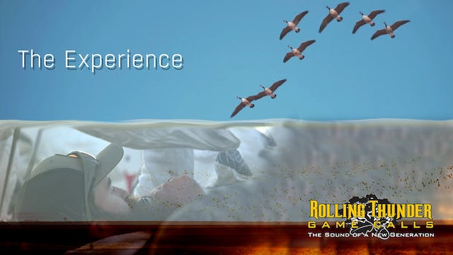 The Experience  • Rolling Thunder Ch.4