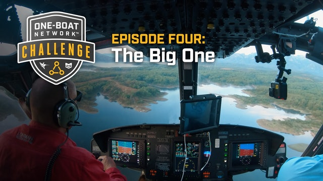 The Big One • One-Boat Challenge