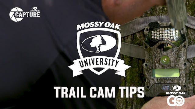 Trail Cam Tips • Mossy Oak University
