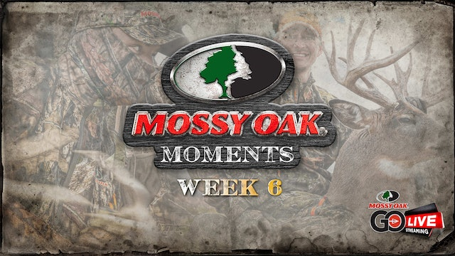 Live: 10.12.2020 Mossy Oak Moments Replay