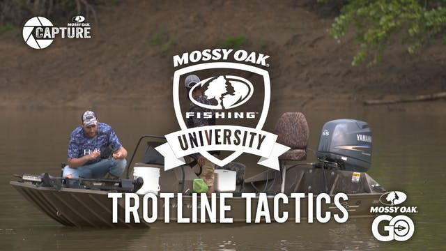 Using A Trotline • Mossy Oak University