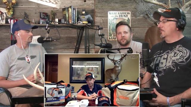 Scent Control Regimen feat. Dan Drake • 100% Wild Podcast