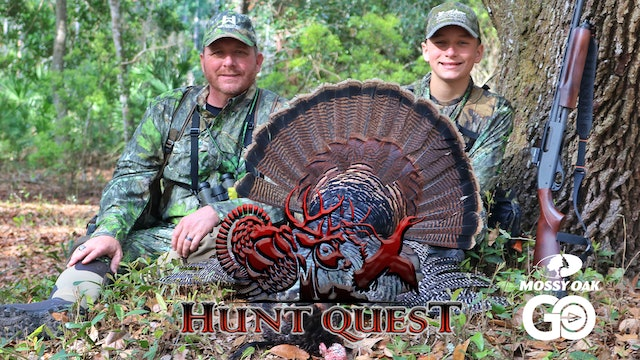 FL Central Zone Youth Hunt-Epic off the roost hunt • Hunt Quest