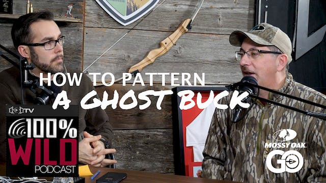 How to Pattern a Ghost Buck • 100% Wi...