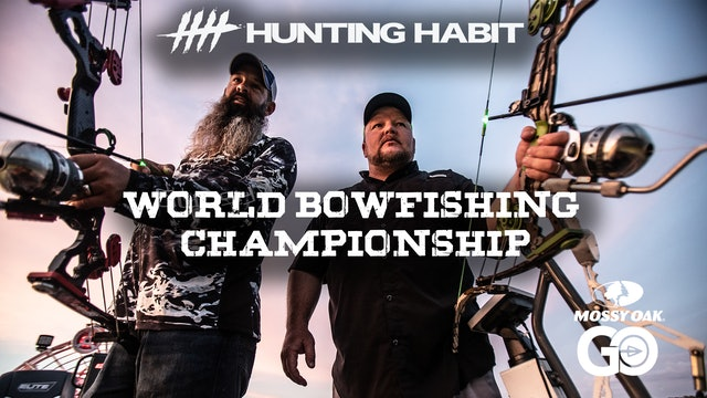 Hunting Habit · World Bowfishing Championships 2019