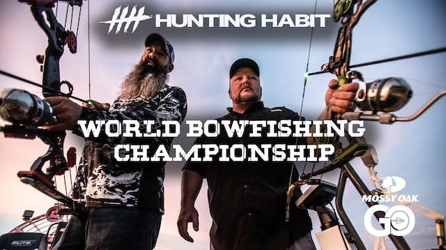 Hunting Habit · World Bowfishing Cham...