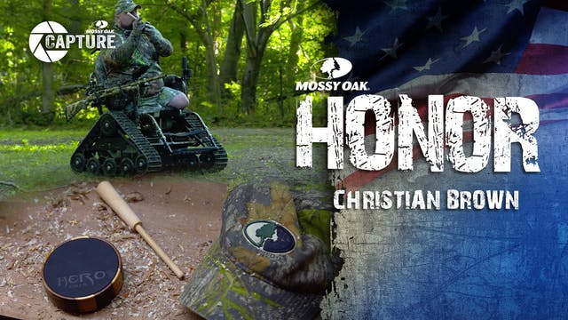 Honor • Christian Brown