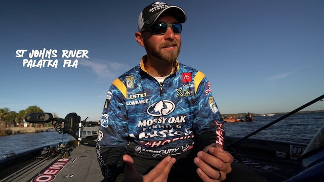 St. Johns River Fishing Recap with Brandon Lester