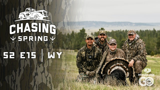 Ep 15 · WY · Chasing Spring