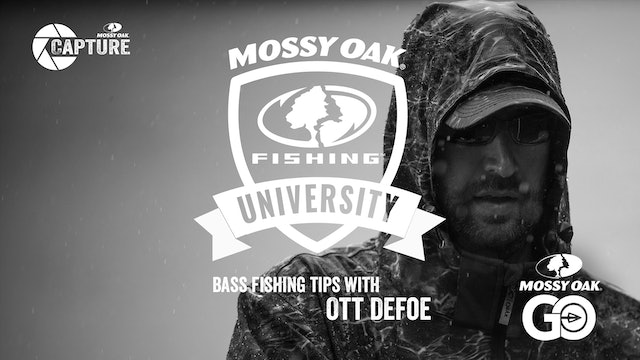 Ott DeFoe Fishing Tips