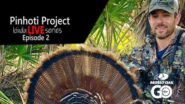 Kinda Live - Episode 2 • Pinhoti Project