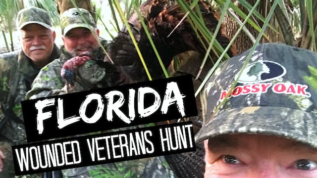 CUZ 411 FLORIDA VETS HUNT