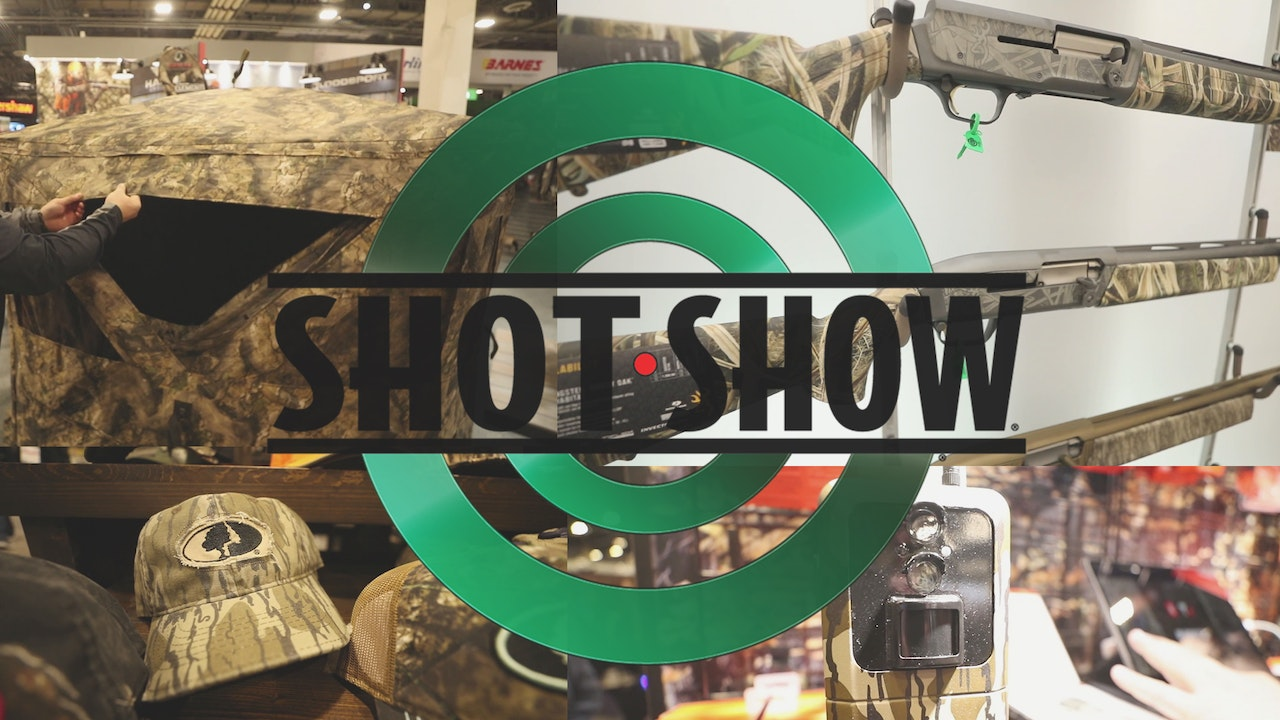 Mossy Oak Live at Shot Show