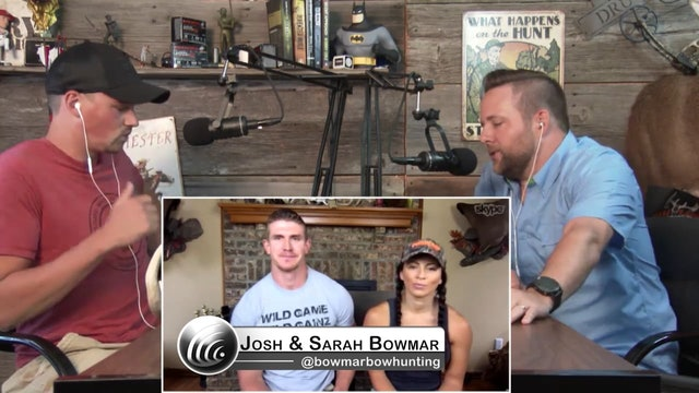 Big BucksSmall Properties feat. Josh & Sarah Bowmar • 100% Wild Podcast