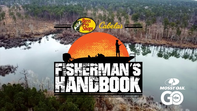 Sam Rayburn Reservoir • Fisherman's Handbook