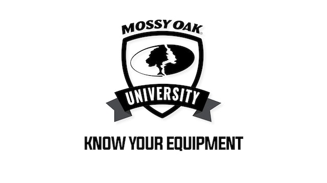 Tip 5-Know Your Equipment