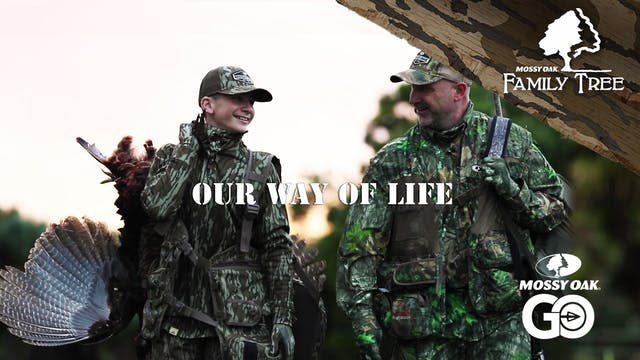 Our Way of Life • Family Tree