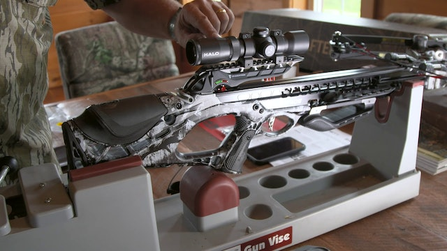 Barnett Hyperghost 405 Crossbow Scope