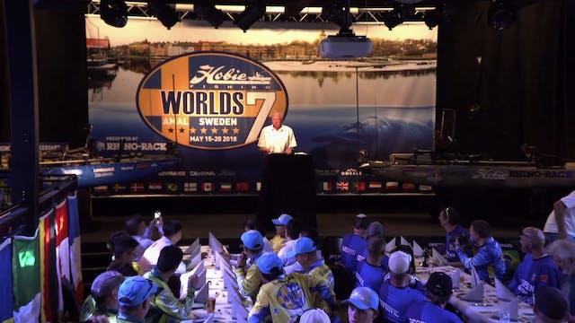 Hobie Fishing Worlds 7 PT 1 Cape Cod ...