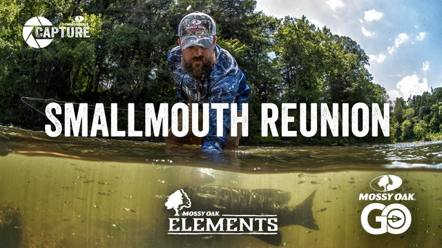 Smallmouth Reunion • Small River Bass Fishing