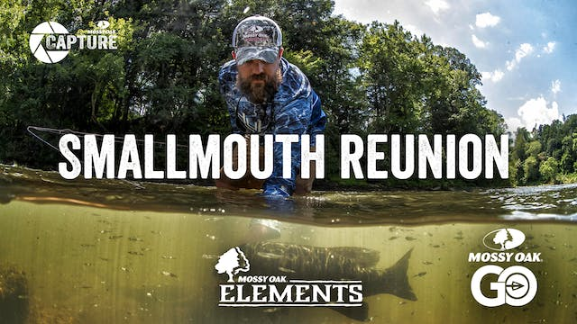 Smallmouth Reunion • Small River Bass...